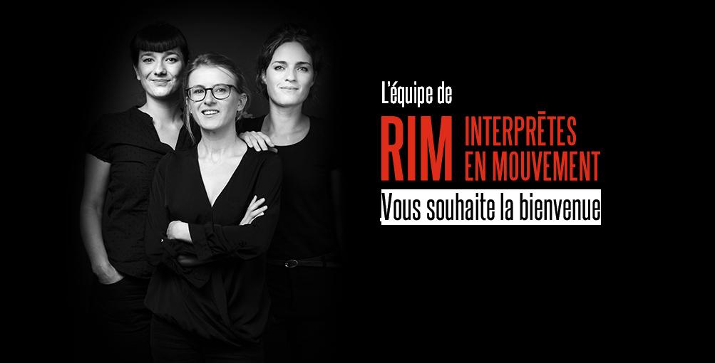 L'equipe de RIM Interpretes.