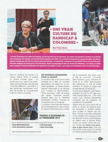 Le Columérin - fév/mars 2018